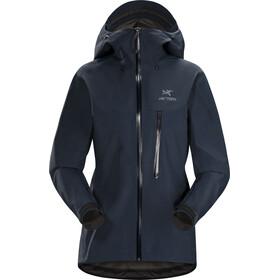 Arc'teryx W's Alpha SL Jacket Black Sapphire